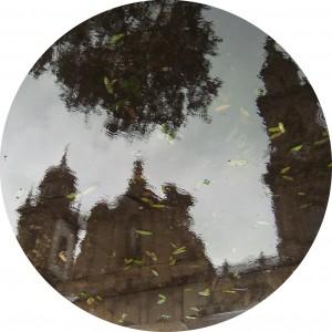 "Arte del CD Colectivo ""Ayer La lluvia"""