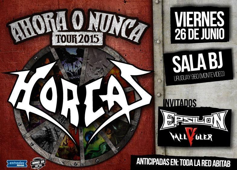 horcas tour