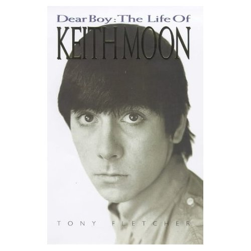 The Book Is Also Know As Dear Boy: The Life of Keith Moon. This Is The Alternate Cover.