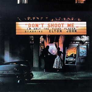 The Album Is Named After A Remark Elton Made To Comedian Groucho Marx During A Show.