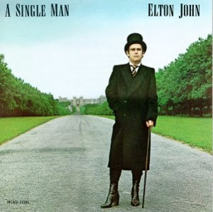For The First Time, Elton Recorded An Album Without The Help Of His Life-long Collaborator Bernie Taupin