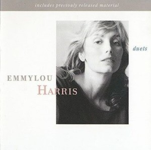 A '90s Picture Of Emmylou Stands As The Cover Of The Album