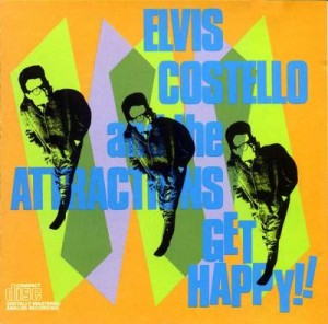 The Retro-happy Cover Of The LP
