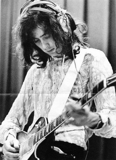 "Jimmy Page Played On The Who's First Single ""I Can't Explain/Bald Headed Woman"". Producer Shel Talmy Used Him Extensively In Those Days."