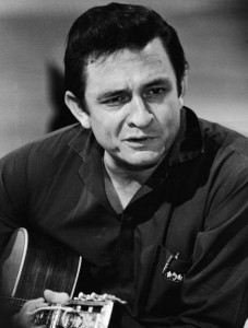 Johnny Cash Performing Live