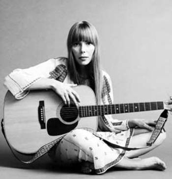 Joni Mitchell In The 70s