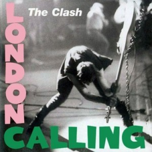 London Calling's Cover Was Shot By Pennie Smith. The Photo Would Eventually Be Voted The Best Rock & Roll Image Ever By Q Magazine.