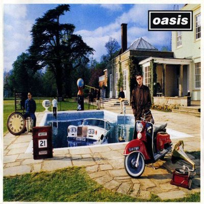 "Oasis' Third Album(""Be Here Now"") Failed To Live Up To Expectations, Despite Having Some Isolated Great Moments. Love The Rolls Royce In The Pool, By The Way. And So Did Keith Moon, Of Course."