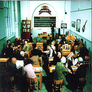 "The Masterplan (1998) Collected B-sides That Rivalled And Even Surpassed Album Tracks And (In Some Cases Like ""Acquiesce"") Even Their Respective A-sides."