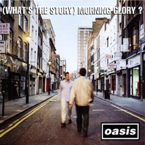 """(What's The Story) Morning Glory?""(Oasis' Second Album) Included Their Defining Hits ""Don't Look Back In Anger"" & ""Wonderwall""."