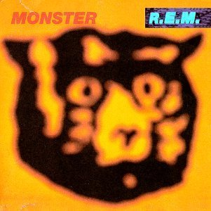 "REM's Fourth Album For Warner. The Record Was Named ""Monster"". It Came Out In 1994."