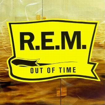 "R.E.M's ""Out Of Time"" Was Issued In 1991 To Strong Reviews And Sales. It Included The Hits ""Losing My Religion"" & ""Shiny Happy People""."