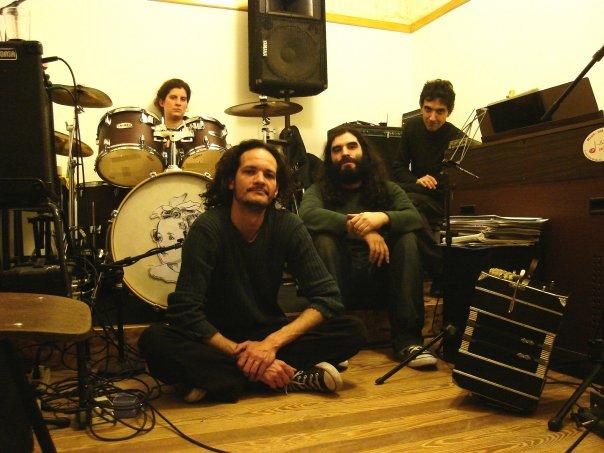 Retrocedonia Are Pablo Sassi, Sergio Astengo, Ana Garland & Alejandro Tuala