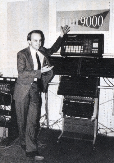 Born In 1925, Roger Linn Was To Create The Drum Machine That We All Associate With 80s' Songs