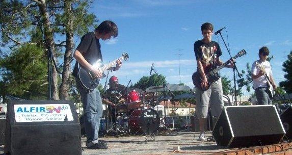 RostbiF Playing Live: Lukas Künzler, Pablo Gonzalez, Mauricio Rode & Guido Quintela