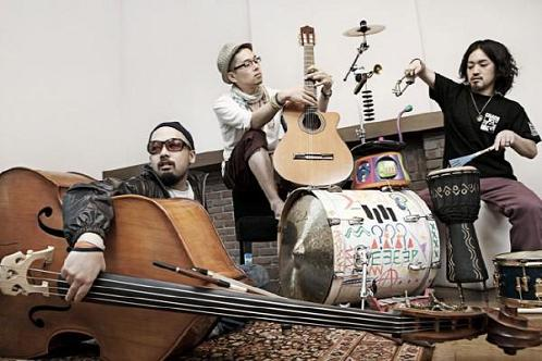 Sour Is A Three-piece Band That Hails From Japan.