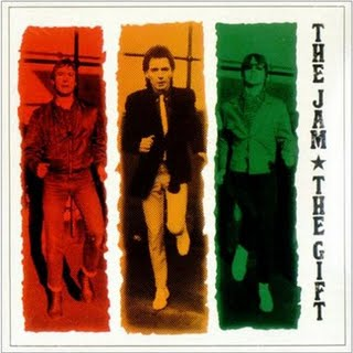 "The Jam's Final Studio Album Was Issued In 1982. It Was Named ""The Gift""."