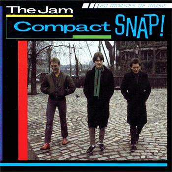 """Snap!"" Was The First Jam Compilation Ever Released. The Year Was 1983. The CD Edition Was To Omit 8 Tracks."