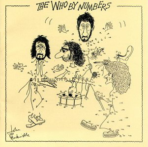 John Entwistle Drew The Cartoon. Try Connecting The Dots - It Works!