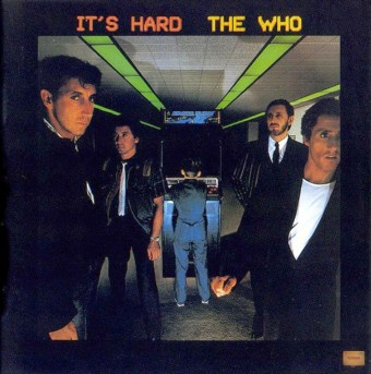 The Who's Final Studio Album With Kenny Jones