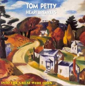 "Tom Petty & The Heartbreakers 8th Album, ""Into The Great Wide Open"" Was Also The Final Record They Cut For MCA. Jeff Lynne Produced It."
