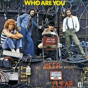 The Cover Of Who Are You Has True Tragic Relevance - Keith Moon Was To Die Shortly Before The Album Was Released