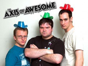 The Axis Of Awesome Are An Australian Comedy Group That Became An Online Sensation On The Strength Of The 4 Chords Song