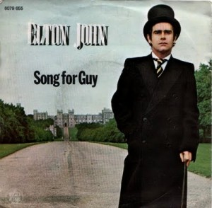 """Song For Guy"" Remains The Sole Instrumental Piece By Elton That Has Cracked The Charts"
