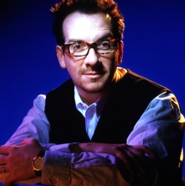 Elvis Costello. His Real Name Is Declan MacManus.