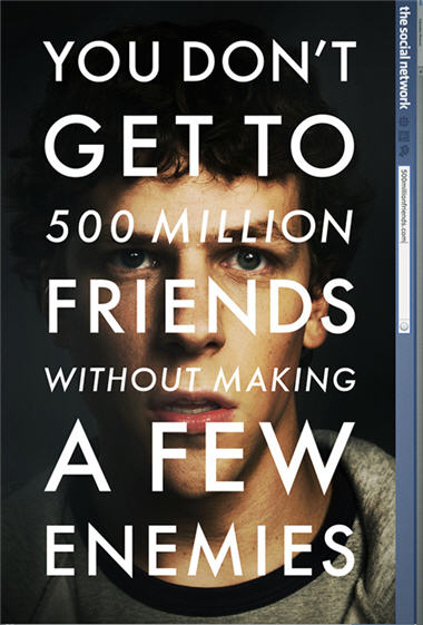 """The Social Network"" Opened To Glowing Reviews Despite Being Labeled By Those In The Know As Inaccurate"