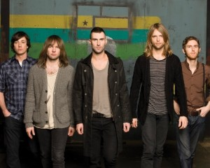 A Live Session With Maroon 5 Will Be Streamed On March 22. The Band Will Have 24 Hours To Come Up With A Song, With The Help Of Its Fans.