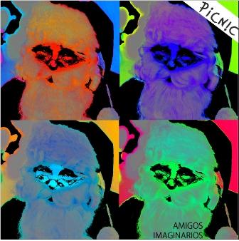 """""""Amigos Imaginarios"""" By Picnic"""