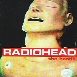 "The Cover Of ""The Bends"" (1995) Shows A Medical Dummy Morphed With Thom Yorke's Face"